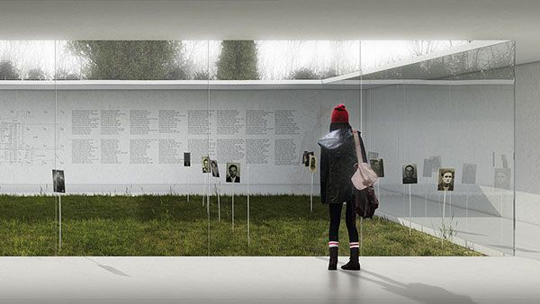 Pantheon - Mausoleum to Victims of Communism on Behance
