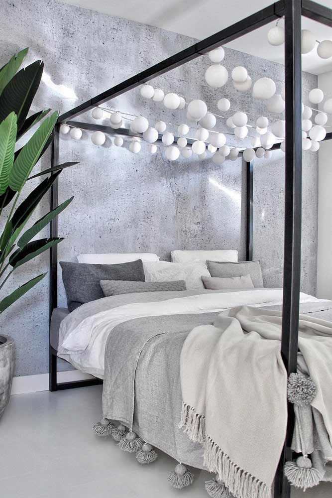 30 Best Canopy Bed Examples To Introduce Into Your Bedroom Home Decor Bedroom Modern Canopy Bed Modern Bedroom