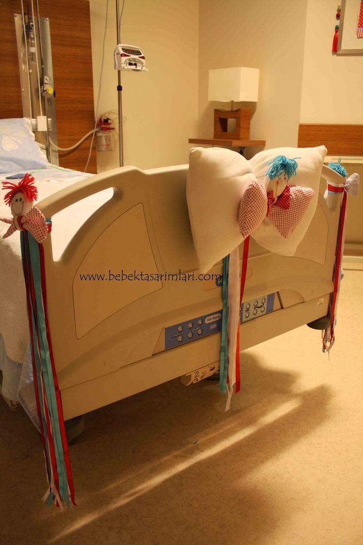 BEBEK TASARIMLARI: Yaman Bebeğin Hastane Doğum Odası Süslemesi