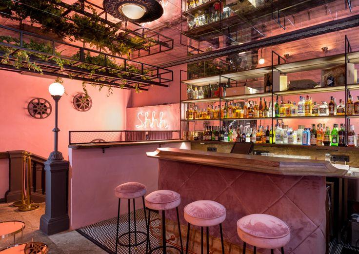 Pink Room Bar, Kiev, Ukraine - The Cool Hunter