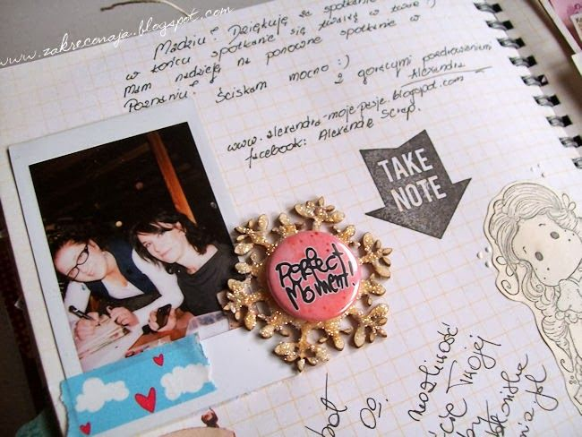 page by Madzioza with 3rd Eye #flair button