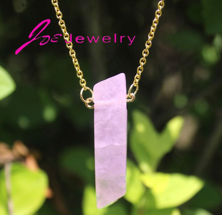 Find More Information about 2015 Bullet Shape Natural Stone Real Amethyst Necklaces For Women Turquoise Crystal Gem Stone Quartz Pendant Necklace For Female,High Quality necklace tray,China necklace forever Suppliers, Cheap necklace quotes from Girl to Queen---- on Aliexpress.com