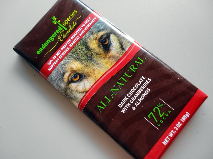 Endangered Species Chocolate- a way to go beyond fair trade