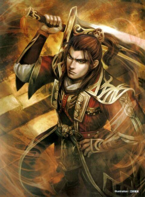 Dynasty Warriors- Sun Quan