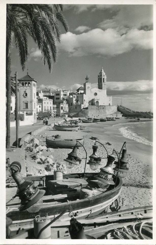 Sitges, 1955