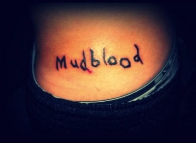what does mudblood mean