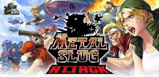 METAL SLUG ATTACK 2.20.0 - evocative play small soldiers attacked Android
