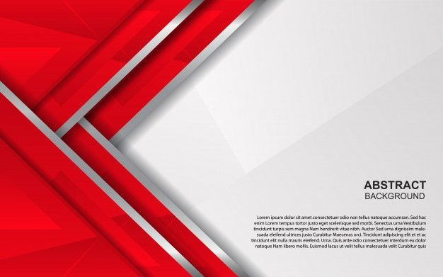 Abstract Red And White Overlap Background Cute Christmas Wallpaper Best Background Images Framed Wallpaper
