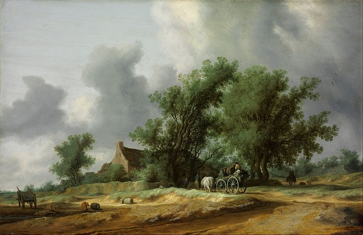 800px-Salomon_van_Ruysdael_-_Road_in_the_Dunes_with_a_Passanger_Coach_-_Google_Art_Project.jpg 800×518 pixels