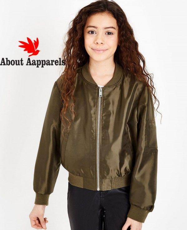 ea42d556b New Look Khaki Satin Bomber Varsity Jacket | Varsity Jackets ...