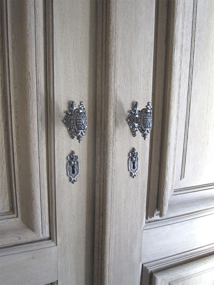 Kroon & Roos, door handle made by Lerou.