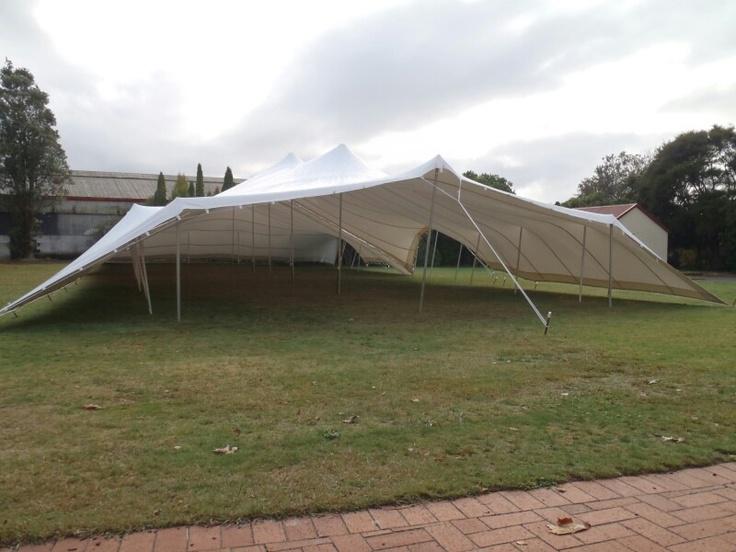 Stretch tent