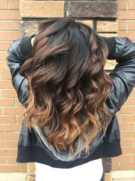 9 hottest balayage hair color ideas for brunettes in 2017