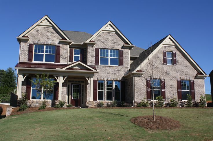 D.R. Horton- Fayetteville, GA - Haddonstone- New Construction- Peachtree City- Real Estate - Georgia #Haddonstone - #kitchen #granite #beautiful #redwineroad #fayetteville #georgia #peachtreecity #fayette #homedecor