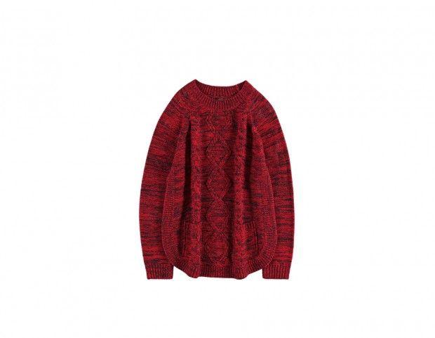Il maglione caldissimo Piazza Italia - €16,95 Mi piacerebbe provare a farne uno simile...