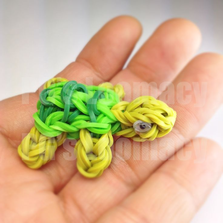 rubber band bracelet patterns pdf