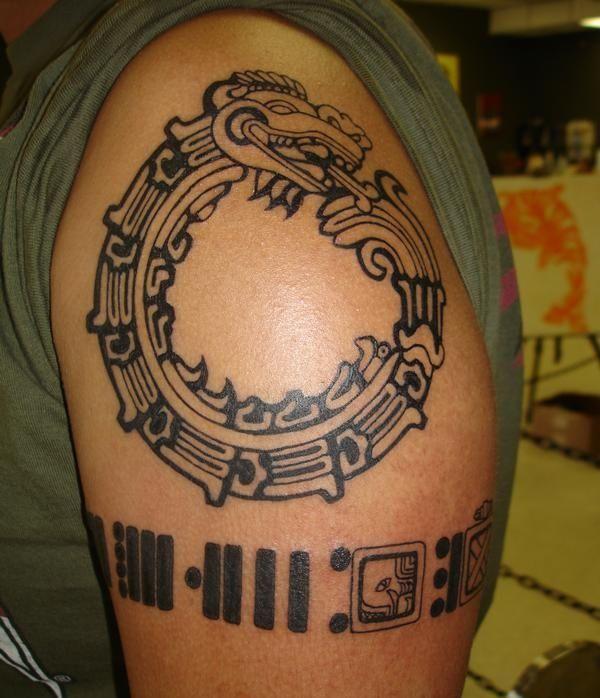 mayan tattoo lindy russel tattoos pinterest. Black Bedroom Furniture Sets. Home Design Ideas