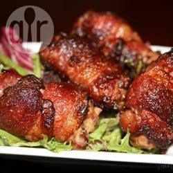 Chicken livers wrapped in bacon @ allrecipes.co.uk
