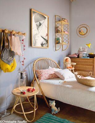 love this unique twin bed, Jojo's Room