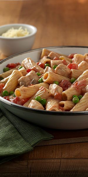creamy chicken pasta chicken pasta recipes pasta recipies chicken ...