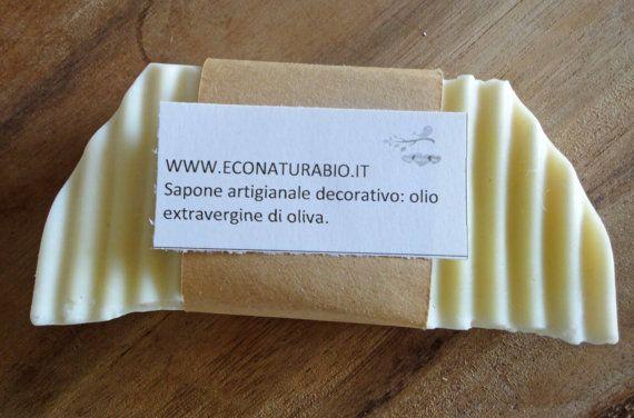 Sapone 100% olio extravergine di oliva italiano. Handmade in Italy di EcoNaturaBio, €3.50