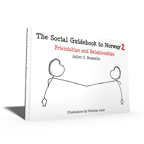 Learn more about Norwegians in The Social Guidebook to Norway 2 : Friendships and Relationships