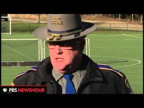 Press Briefing Sandy Hook shooting
