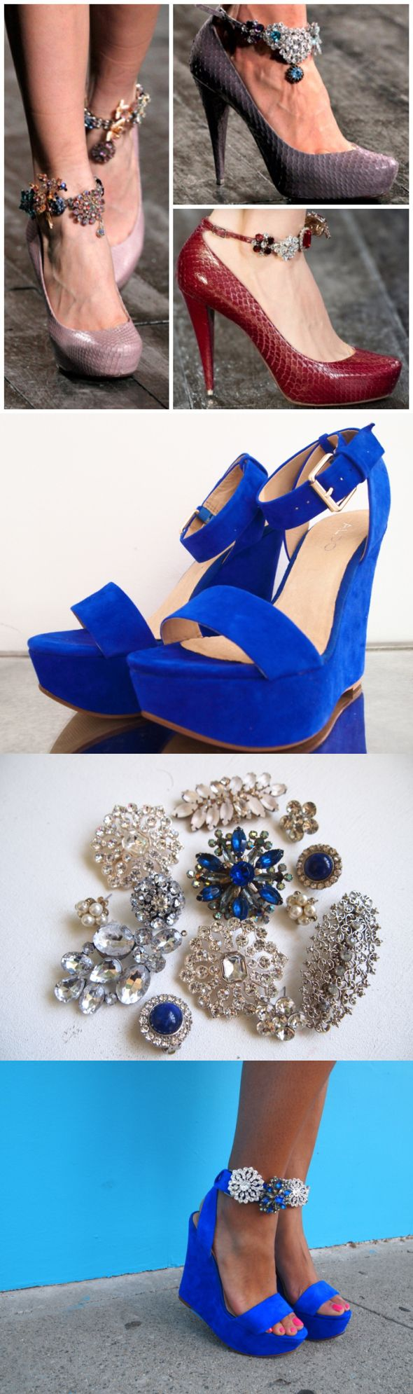 12 Fashionable DIY Ideas - Fashion Diva Design Daily update on my blog: ediy3.com