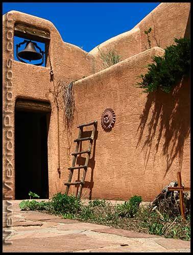 Georgia O's Ghost Ranch. New Mexico