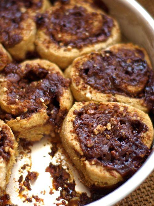 Vegan - Butternut cinnamon rolls: Cinnamon Rolls Vegan, 53 Recipes, Butternut Cinnamon, Free Gluten, Gluten Free, Food Processor, Glutenfree, Free Recipes