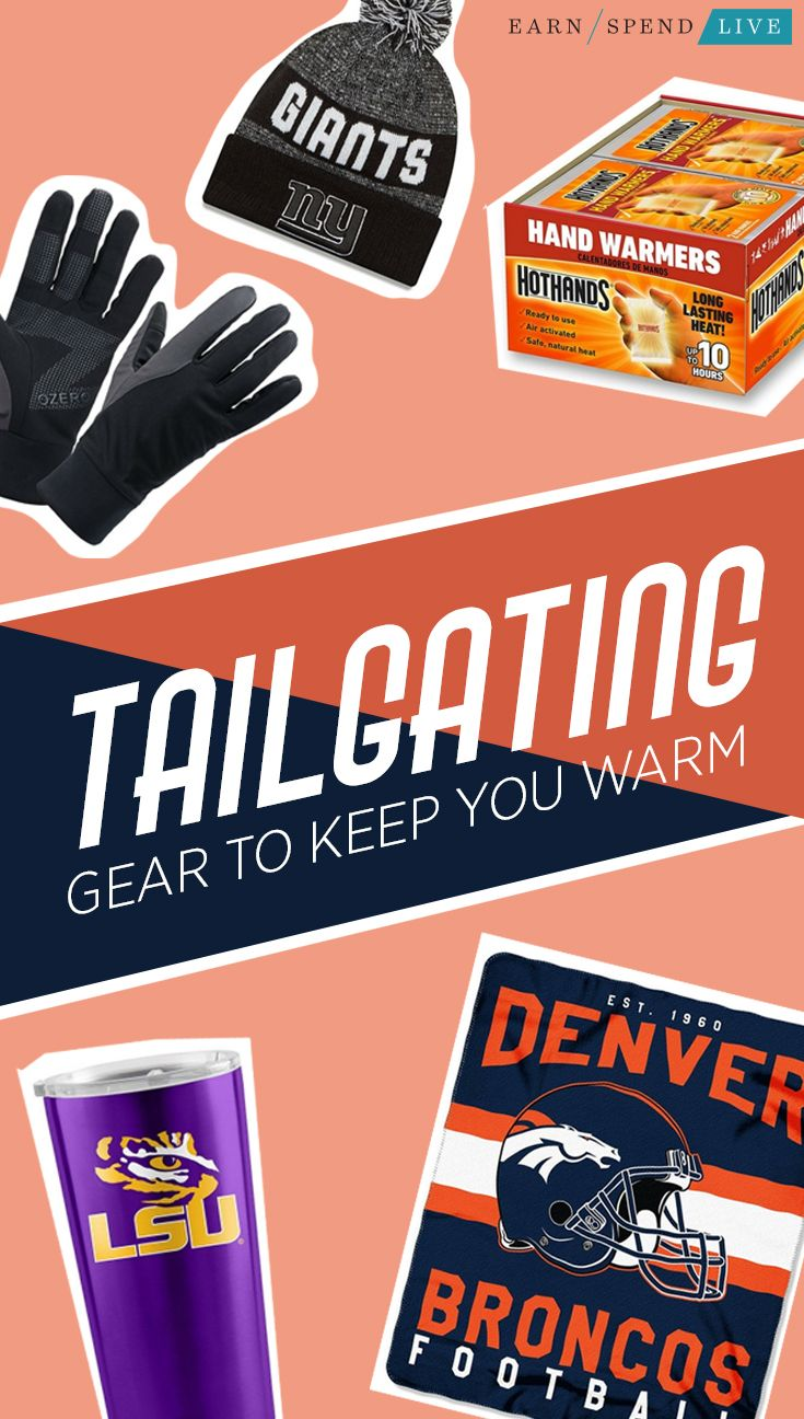 Tailgating Gear to Keep You War,. How to Tailgate, football tailgate gear, things you need for tailgating, football fan gear, football fan must haves