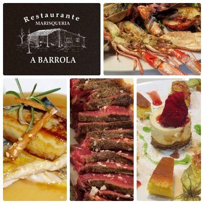 ¿Y por qué no darse un buen capricho? En el restaurante A Barrola, entre su amplia carta, podrás degustar los mariscos de la ría, cocina de temporada, arroces caldosos, pescados o chuletones de buey.  Situado en una de las calles más concurridas de Santiago, disfruta de la gastronomía gallega con una calidad óptima y en un ambiente agradable. Quizá te encuentres también algún famoso comiendo a tu lado. http://restaurantebarrola.com/especialidades/