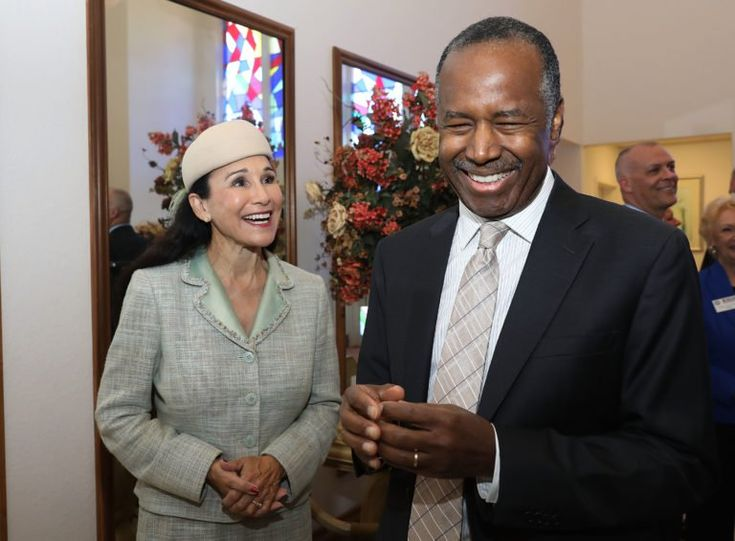 """Housing and Urban Development Secretary Ben Carson relayed a defiant message to the atheist groups attacking him for attending a Bible study at the White House.     """"I will not stop being a Christia"""