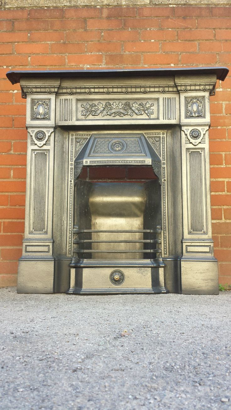 561 best old stoves fireplaces u0026 fire surrounds images on