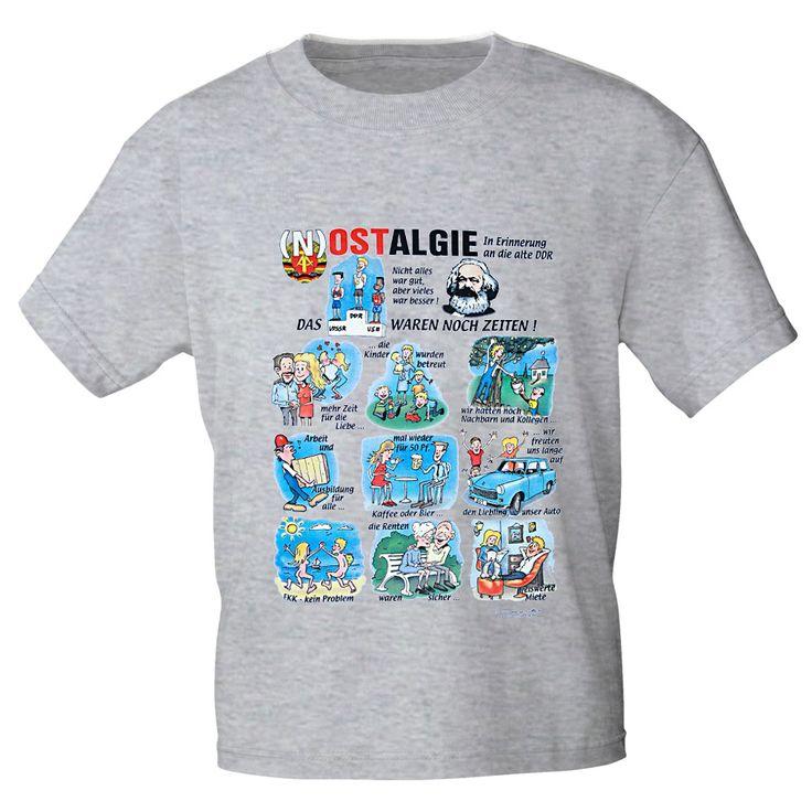 T-Shirt mit Aufdruck, Nostalgie - Das waren noch Zeiten