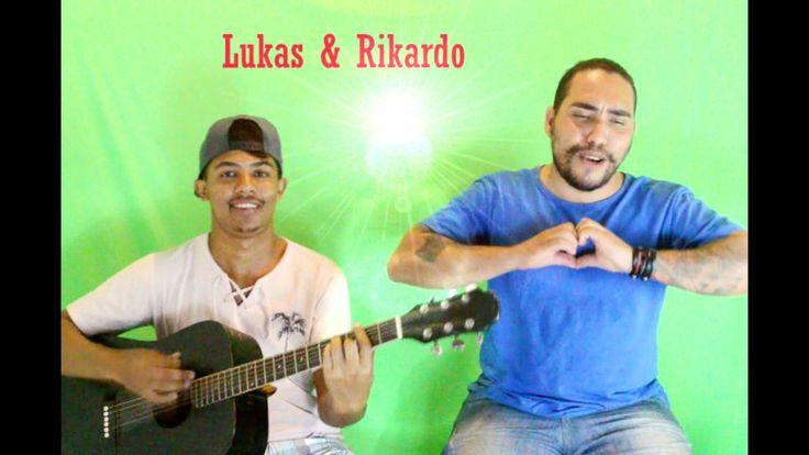 Wesley Safadão meu coração deu Pt cover ( Lukas & Rikardo )