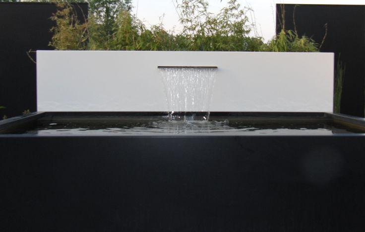 Vijvers en waterelementen