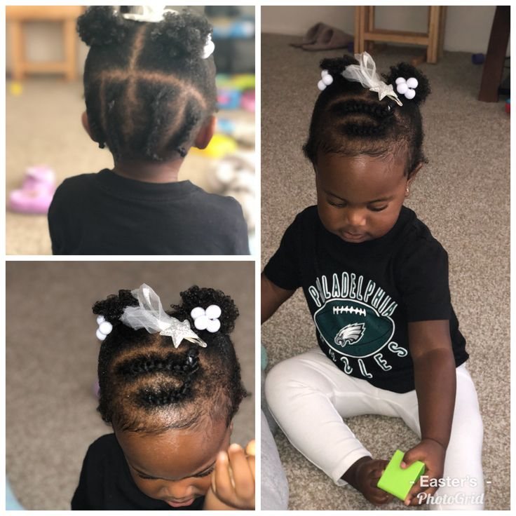 Pin On Babygirl Hairstyles