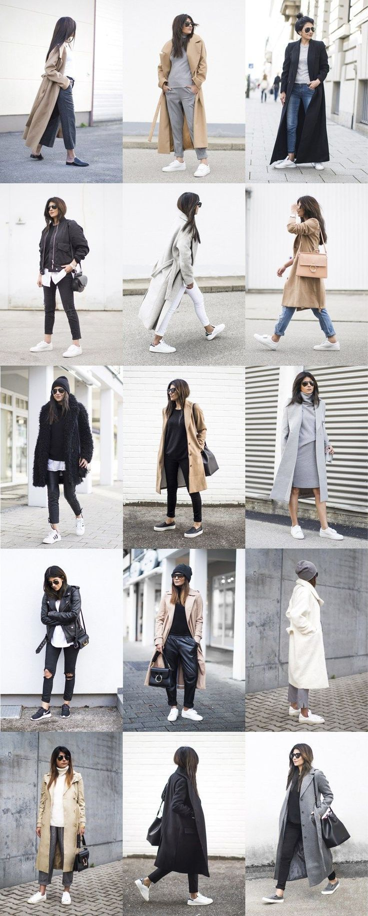 Fashion Landscape   Best Outfits Of 2016 Minimal Outfits