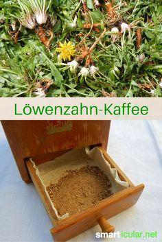 Kaffee kommt meist von weit her und verbraucht riesige Mengen an Wasser. Wusstest du, dass du auch Kaffee aus Pflanzen vor deiner Haustür brühen kannst?