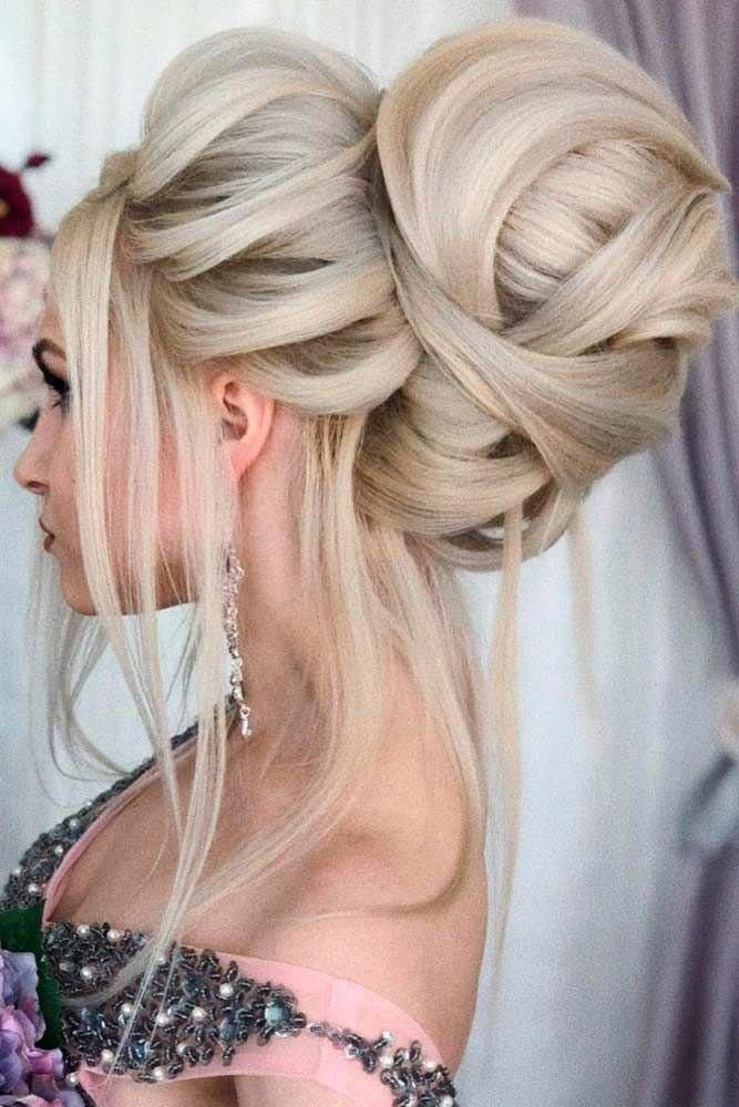 Explore Trendy Easy And Cute Homecoming Hairstyles For Medium Length And For Long Hair Updo Long Hair Styles Homecoming Hairstyles Medium Length Hair Styles
