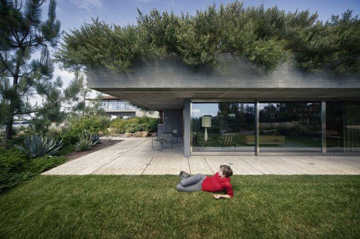 Atalaya House / Alberto KalachHome, The Mars, Alberto Kalach, Greenroof, Green Roof, California Beach House, Architecture, Atalaya House, La Atalaya