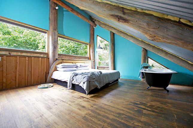 Otways Loft | Forrest, VIC | Accommodation. From $250 per night. Sleeps 8. #loft