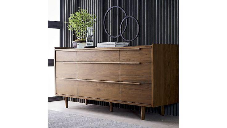 Tate 9-Drawer Dresser | Crate and Barrel