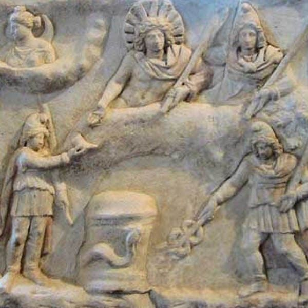 Mithra, ce dieu mystérieux, Martin Vermaseren, Sol invictus