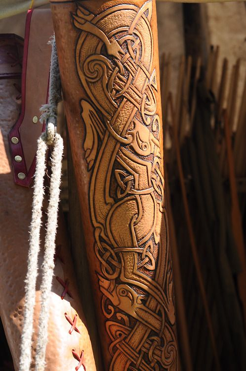 207 Best Norse Tattoo Ideas Images On Pinterest Nordic