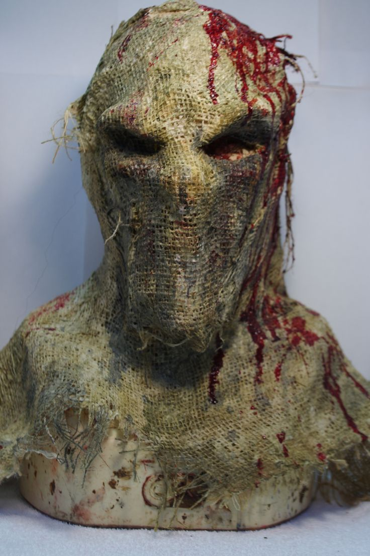 25+ best Scarecrow mask ideas on Pinterest | Scary scarecrow ...