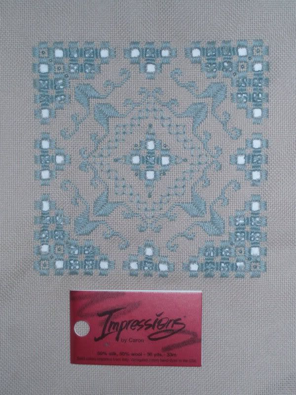 hardanger patterns free | Hardanger Embroidery – Free Cross Stitch Patterns and Lessons