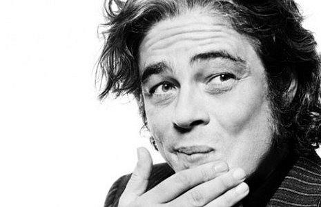 Benico Del Toro..rugged handsome I love how he has embraced his older self
