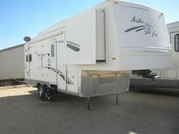 2006 Northwood Arctic Fox 275L Silver Fox EditionArctic Fox